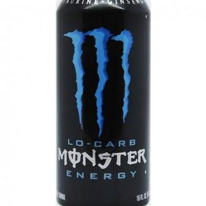 Monster 功能饮料(蓝爪低糖版)16fl oz-0