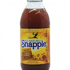 Snapple 柠檬冰茶 16fl oz-0