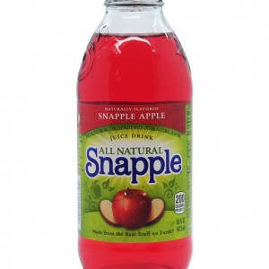 Snapple 苹果味果汁 16fl oz-0