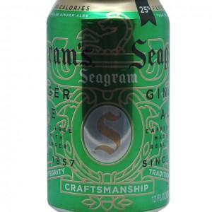 Seagram's 姜汁饮料 12fl oz-0