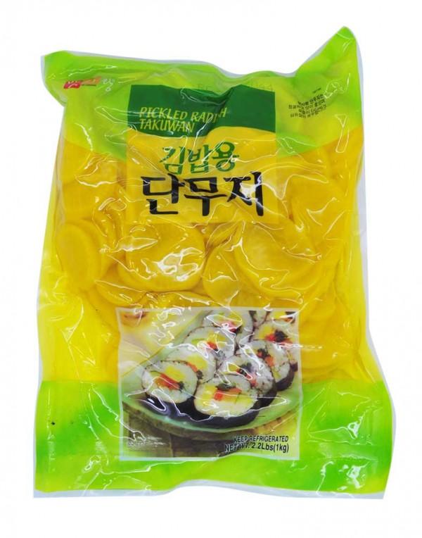 韩国 Seoul 腌萝卜 1000g-0