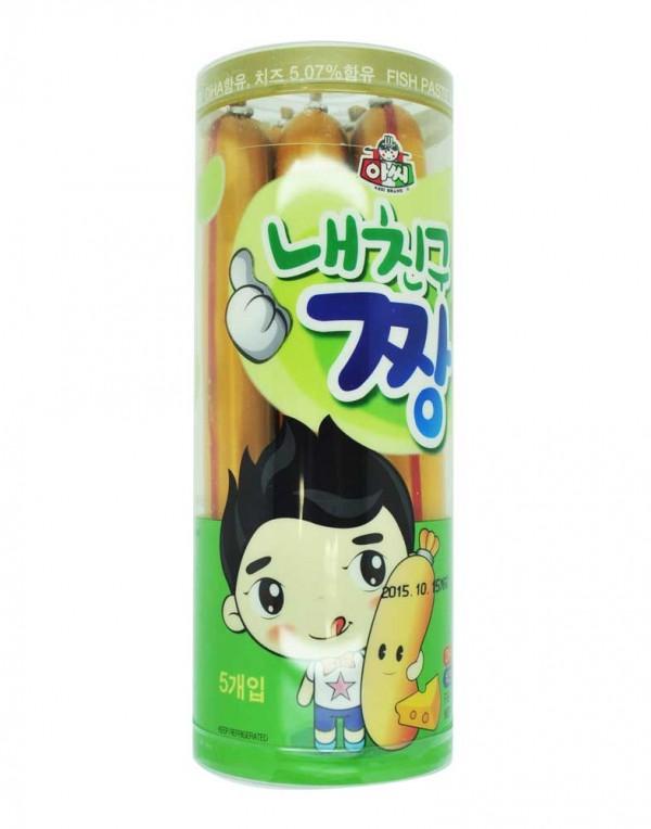 韩国 ASSI 鳕鱼肠 (绿色包装) 320g-0