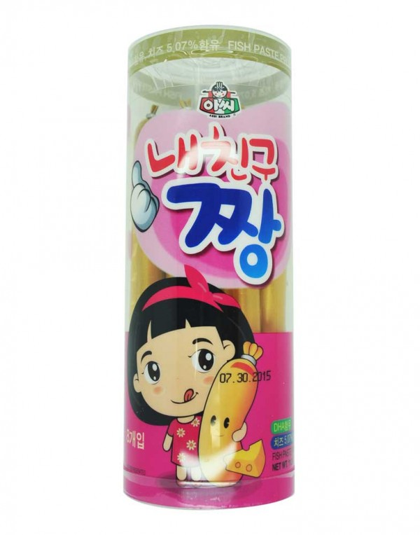 韩国 ASSI 鳕鱼肠 (粉色包装) 320g-0