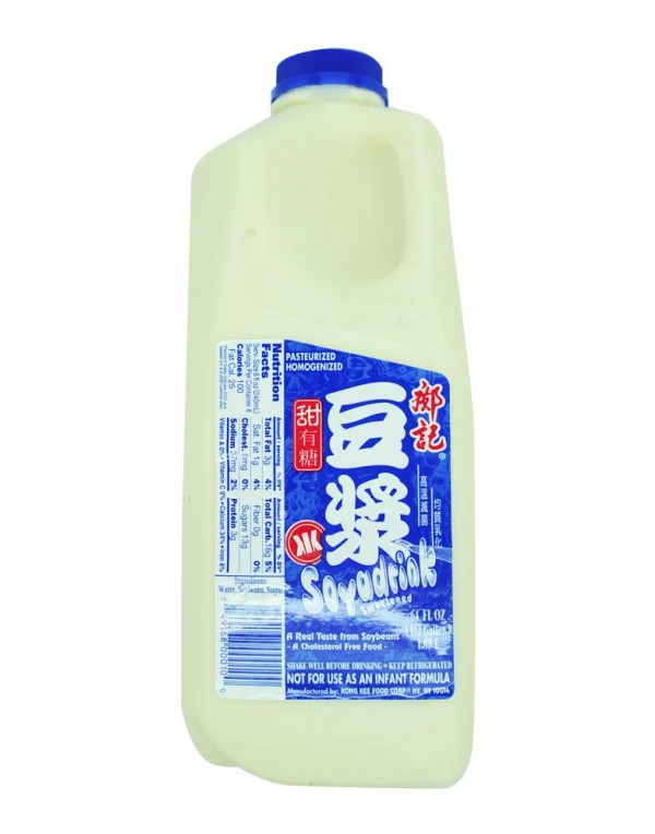 邝记 甜豆浆 1.89L-0