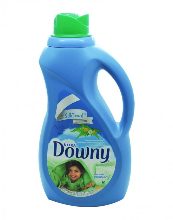 He Downy 洗衣液 (Moutain Spring) 51oz-6460