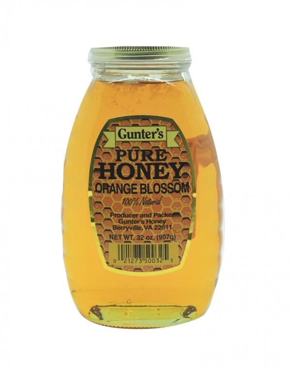 Gunter's 橙花蜂蜜 32oz-6606