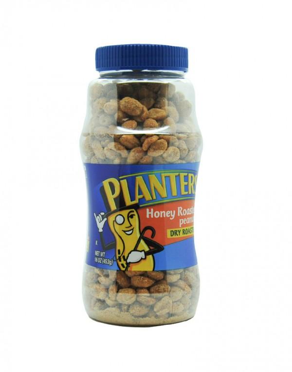 Planters Honey Roasted 花生 453g-0