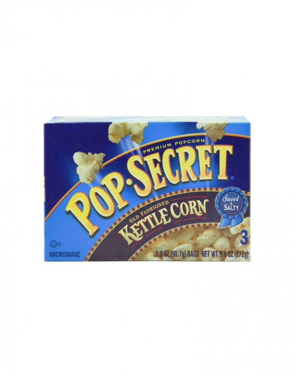 Pop Secret 爆米花 (经典口味) 9.6oz-0
