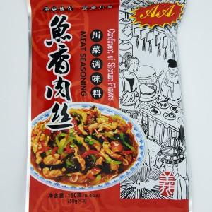 AA 鱼香肉丝川菜调味料 150g-0