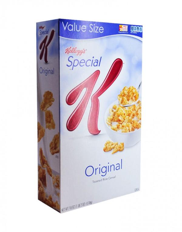 Kellogg's Special K Original 原味香米麦片 510g-0