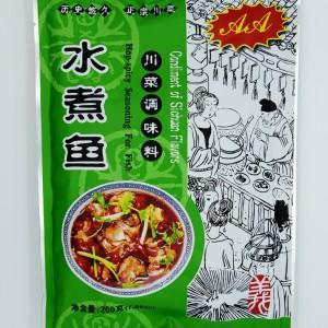 AA 水煮鱼川菜调味料 200g-0