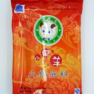 小肥羊 火锅底料(辣味) 235g-0