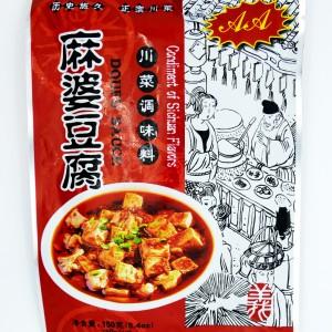 AA 麻婆豆腐川菜调味料 150g-0
