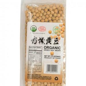 青竹 有机黄豆 12oz-0