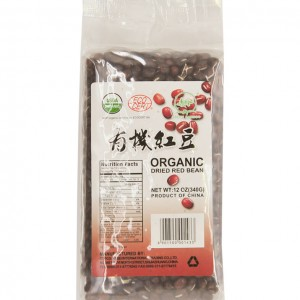 青竹 有机红豆 12oz-0
