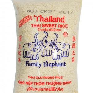 泰国 五象牌 顶上糯米 5lbs-0