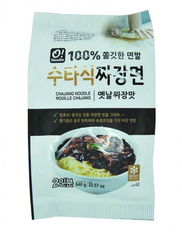 韩国 炸酱面 22.57oz-0