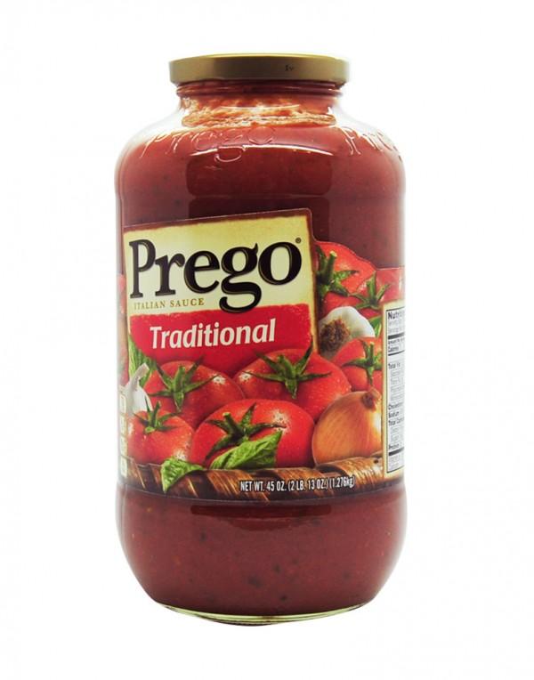 Prego 意式番茄酱 (传统口味) 45oz-0