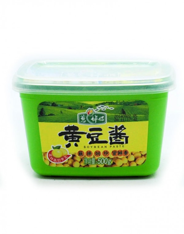 欣和 黄豆酱 500g-0