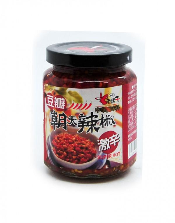 台湾 老骡子 豆瓣朝天辣椒 8.47oz-0