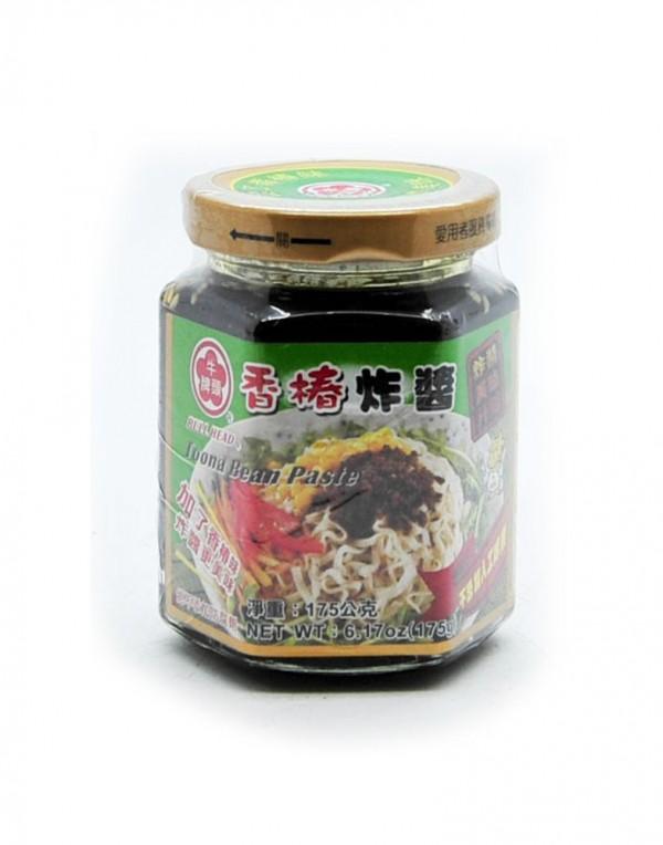 台湾 牛头牌 香椿炸酱 175g-0
