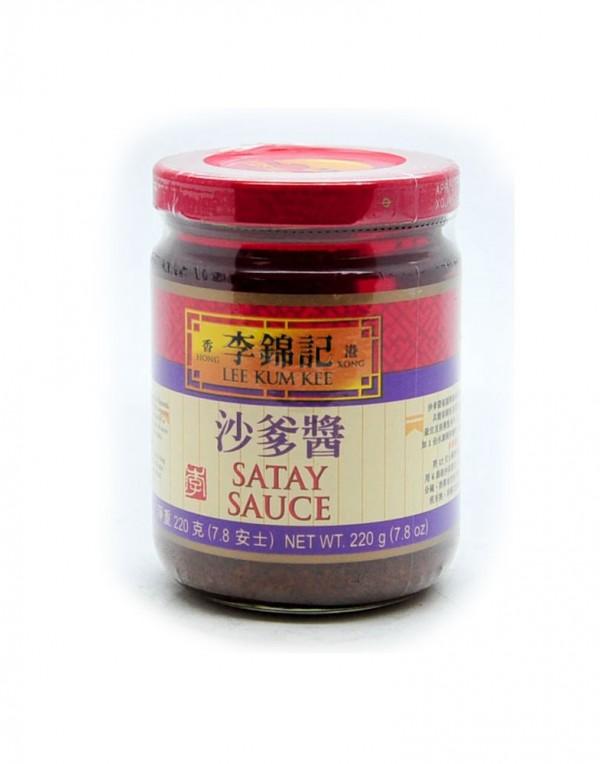 香港 李锦记 沙爹酱 220g-0