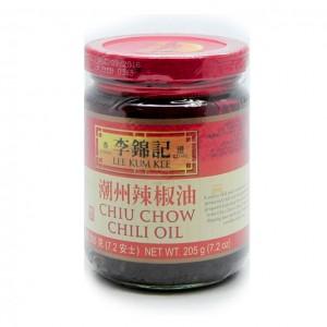 香港 李锦记 潮州辣椒油 205g-0