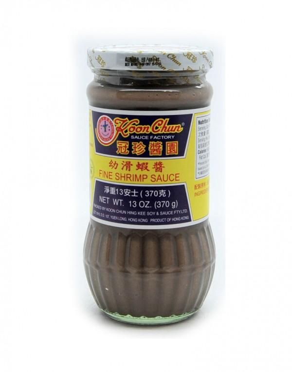 香港 冠珍酱园 幼滑虾酱 370g-0