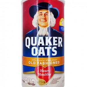 Quaker 纯麦片 (经典款) 1.19kg-0