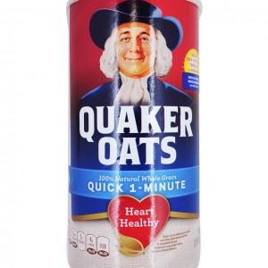 Quaker 纯麦片 (1分钟便捷款) 1.19kg-0