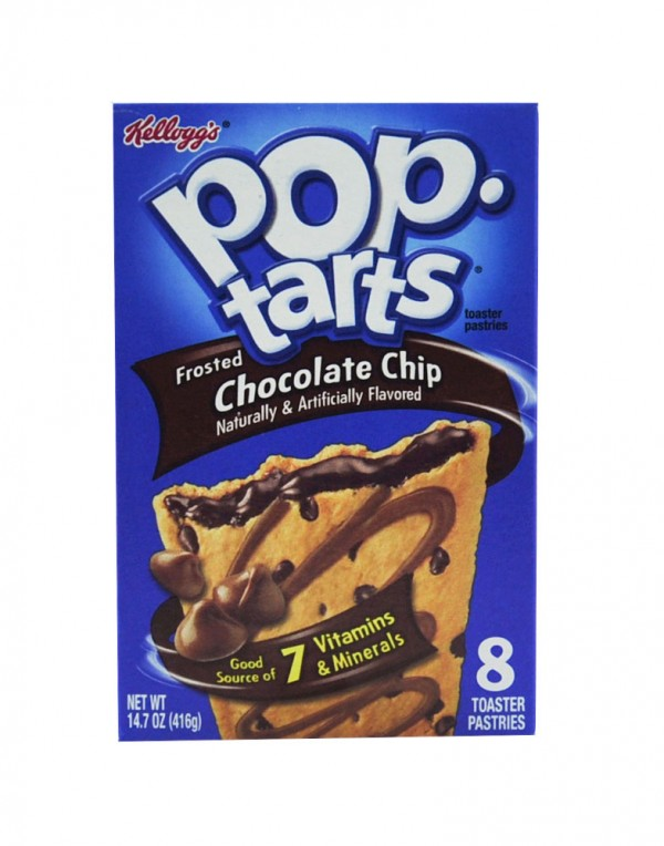 Kellogg's Pop Tarts 巧克力点心 416g-0