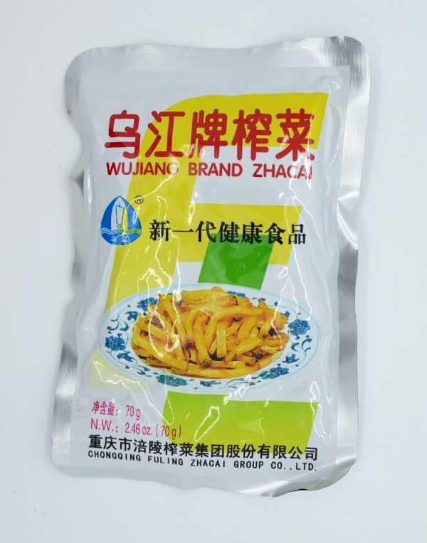 乌江牌 榨菜 70g-0