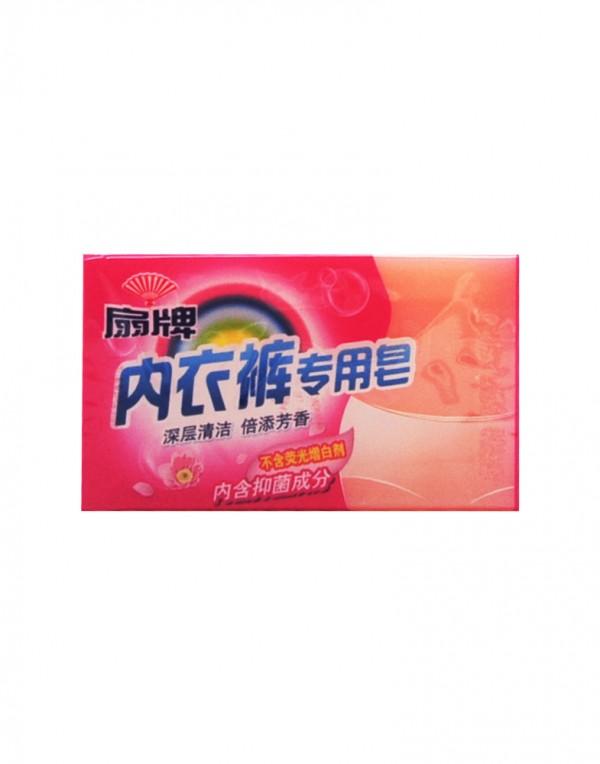 扇牌 内衣裤专用皂 180g-0