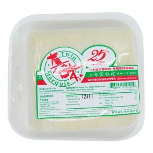 真味 上海云吞皮16oz-0