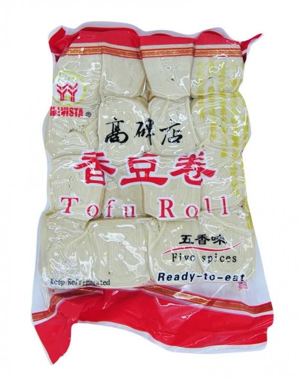 五谷丰 高碑店 香豆卷(五香味) 500g-0