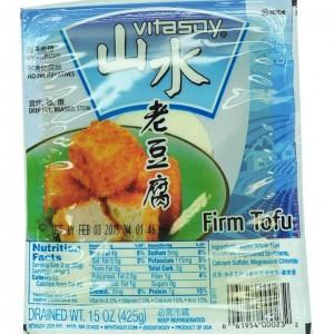 山水 老豆腐 15oz-0