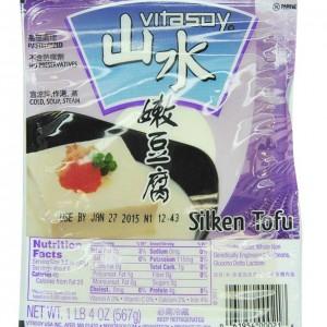 山水 嫩豆腐 567g-0