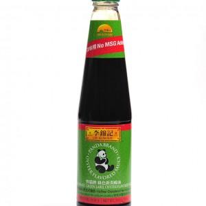 香港 香港 李锦记 熊猫牌绿色新装蚝油 510g-0