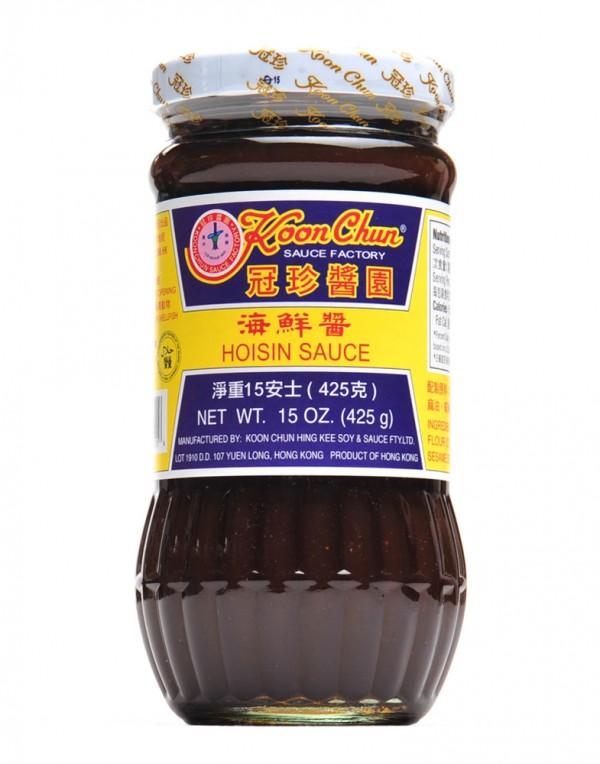 香港 冠珍酱园 海鲜酱 425g-0