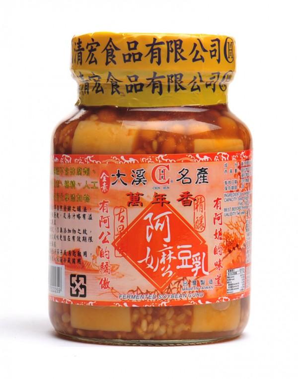 台湾 万年香 阿嬷豆乳 600g-0