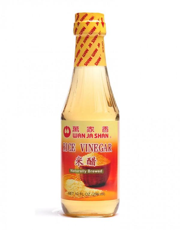 台湾 万家香 米醋 296ml-0