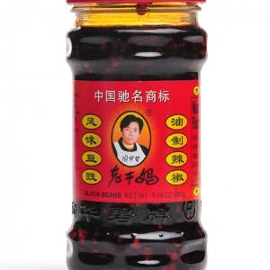 老干妈 风味豆豉 油制辣椒 280g-0