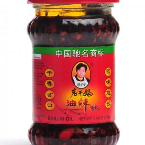 老干妈 油辣椒 210g-0