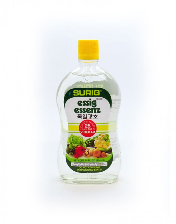 韩国 Surig EssigEssenz 白醋 414ml-0