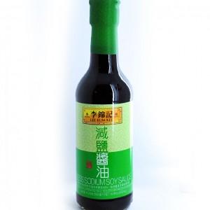 香港 李锦记 薄盐酱油 500ml-0