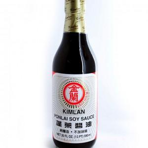 台湾 金兰 蓬莱酱油 590ml-0