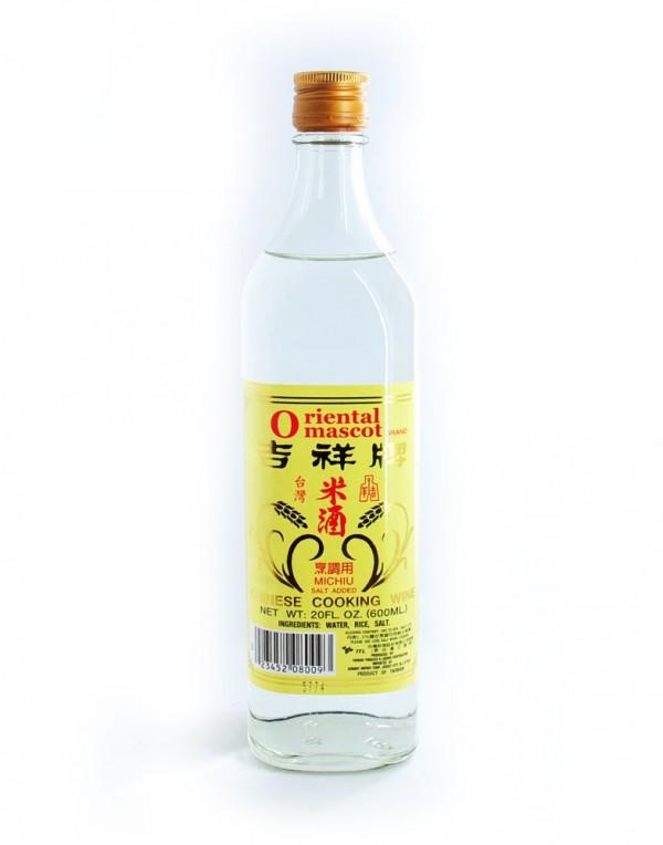 台湾 吉祥 烹调用米酒 600ml-0