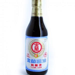 台湾 金兰 台湾金兰酱油 590ml-0