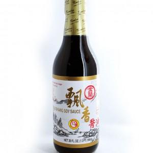 台湾 金兰 飘香酱油 590ml-0