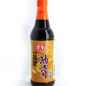 台湾 金兰 黑豆油膏 590ml-0